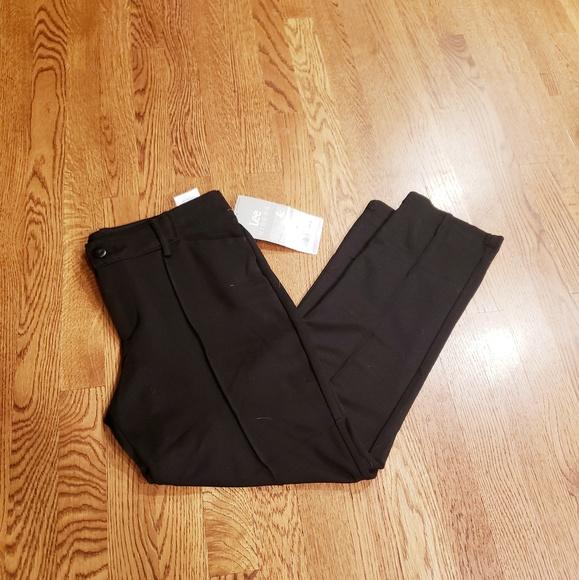 98e2ad4c Lee Pants | Nwt Women Rider Slim Knit Ankle 10m | Poshmark